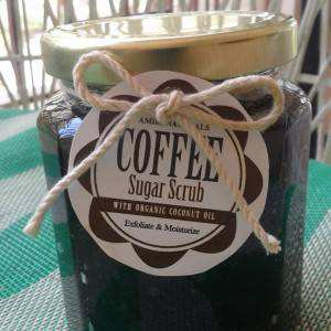 Coffee Sugar Scrub - Amiri Naturals