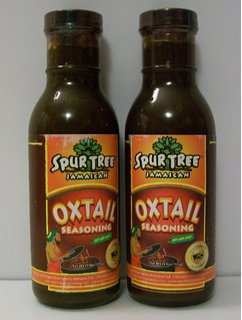 Jamaica Oxtail Seasoning - Spur Tree Jamaican Spices