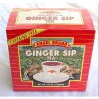 Ginger Sip Tea - Angel Brand Jamaica