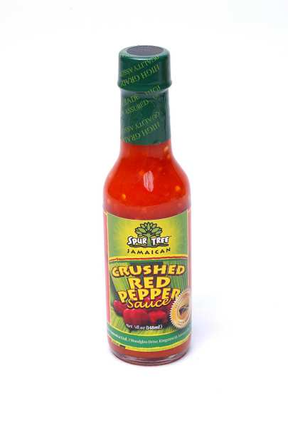 Crushed Red Pepper Sauce from Spur Tree Jamaica Spices